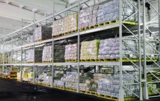 Temperature Controlled Warehouse Storage