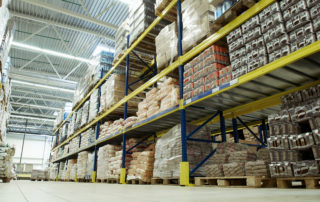 Temperature Controlled Warehouse Storage Mississauga