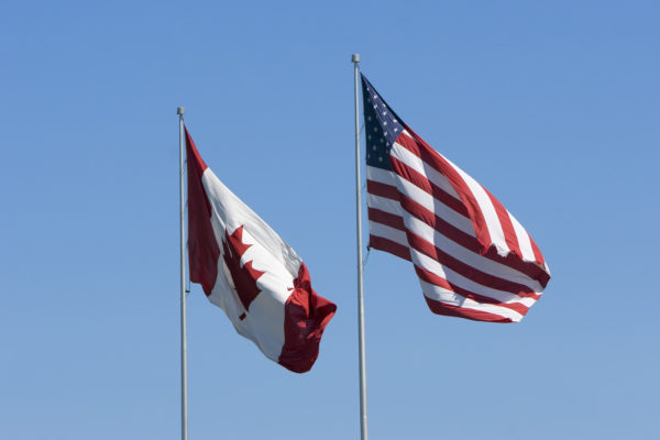 LTL Canada-U.S. cross-border transport, FTL Canada-U.S. cross border transport